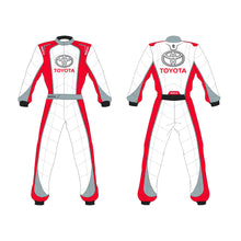 "Charger l'image dans la galerie, Sparco ""Custom Easy"" Sprint Custom Design Race Suit SFI 3.2A/5"