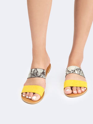 Snake Two Band Sandals