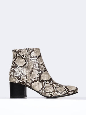 Zuma Wedge Ankle Boots