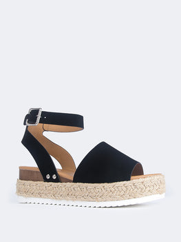 Blair Espadrille Platform Sandals