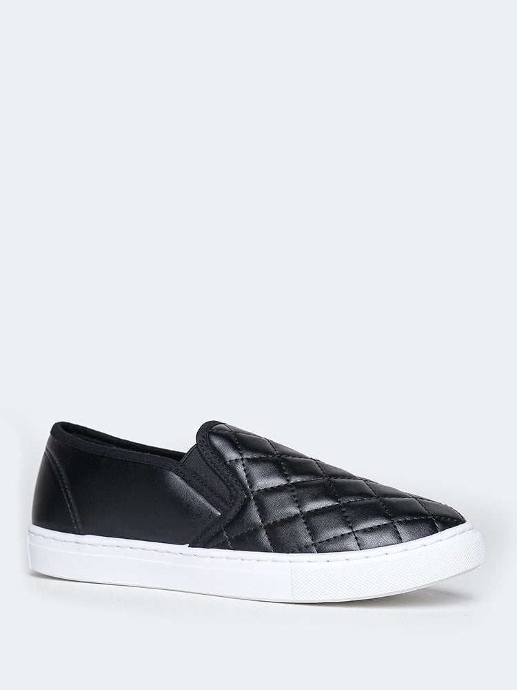 Bruno Low Heel Sneakers