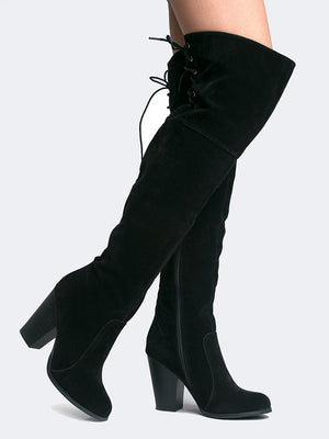 Buffy Knee High Boot