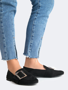 Smash back Buckle Loafer