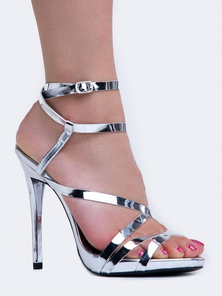 Gladly Strappy Sandal