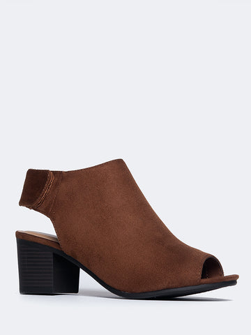 Harper Ankle Bootie