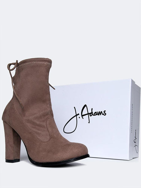 Jordi Slip On Ankle Boot