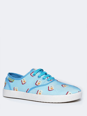 Kodi Lace Up Printed Sneaker