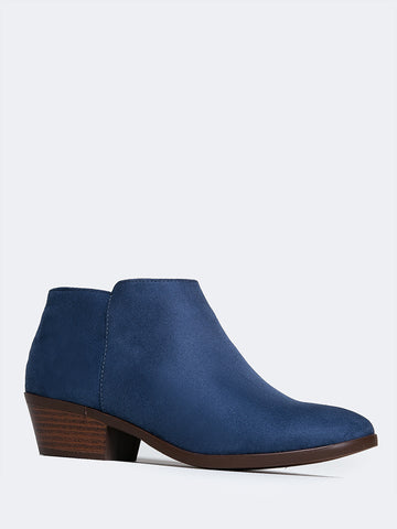 Lexy Low Ankle Boot