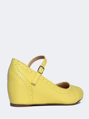 Yellow PU