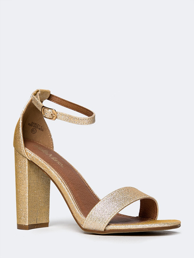 Shirley Heeled Sandal