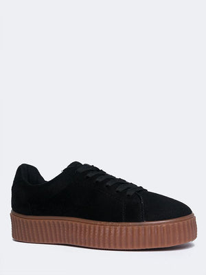 Vince Low Platform Creepers