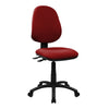Medium Back Operator Chair - Twin Lever - Wine