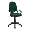 Java 300 - Medium Back Synchronous Operator Chair - Triple Lever