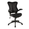 Mercury 2 - Executive Medium Back Mesh Chair with AIRFLOW Fabric on the Seat