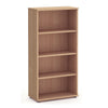 Book Case - 1600mm - 3 Shelf - Beech