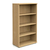 Book Case - 1600mm - 3 Shelf - Oak