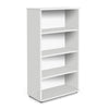Book Case - 1600mm - 3 Shelf - White