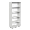 Book Case - 2000mm - 4 Shelf - White