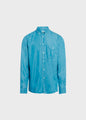 Benjamin chambrey shirt - Light blue