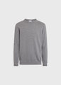 Daniel knit - Light grey