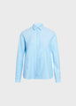 Julie shirt - Blue melange
