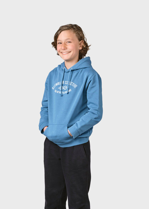 Klitmøller Collective ApS Kids logo eye hoodie Sweatshirts Heaven