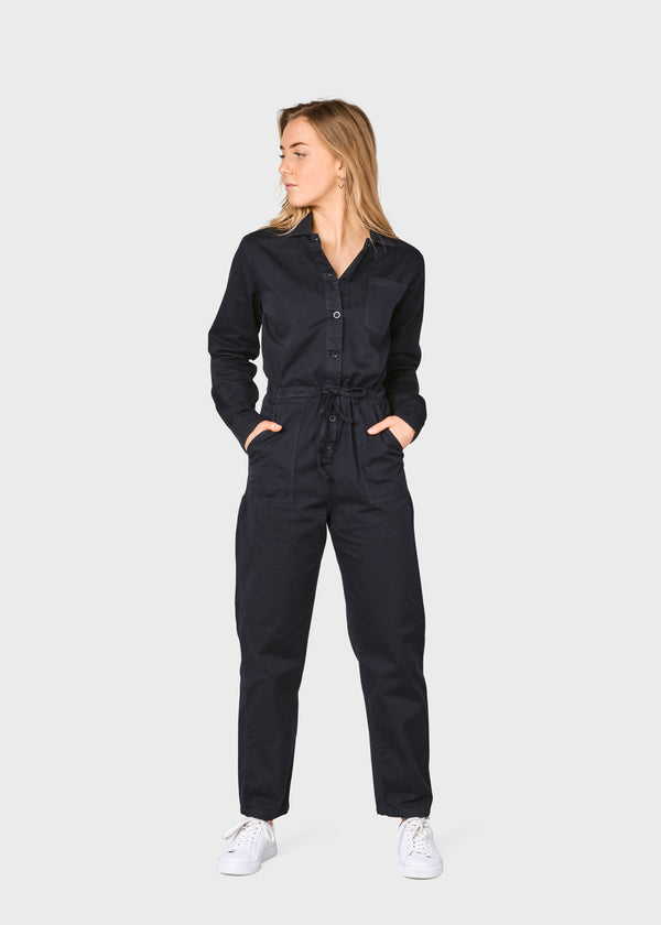 Klitmøller Collective ApS Lena Jumpsuit Jumpsuits Navy