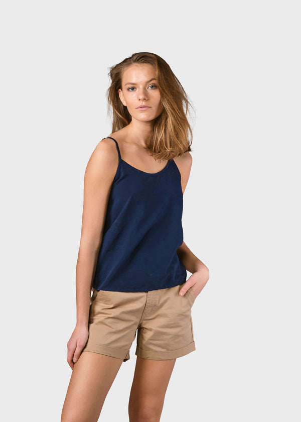 Klitmøller Collective ApS Lili tank top T-Shirts Ocean