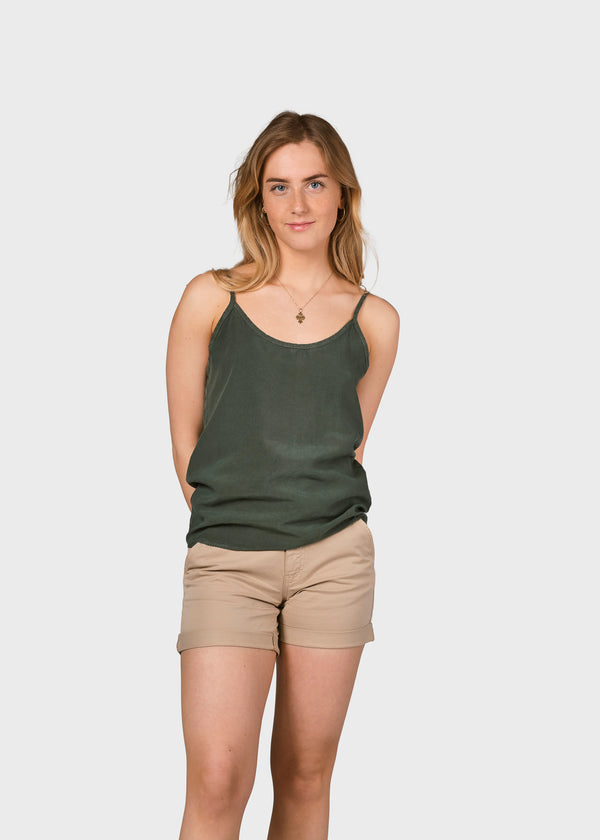 Klitmøller Collective ApS Lili tank top T-Shirts Olive