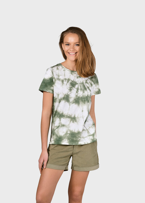 Klitmøller Collective ApS Miranda tee T-Shirts Pale green