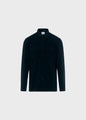 Svend twill jacket  - Navy