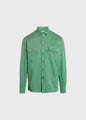 Svend twill jacket  - Pale green