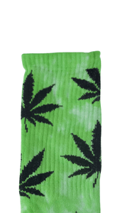 Comfy High Socks - Green