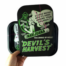 Load image into Gallery viewer, Creepy Rolling Tray