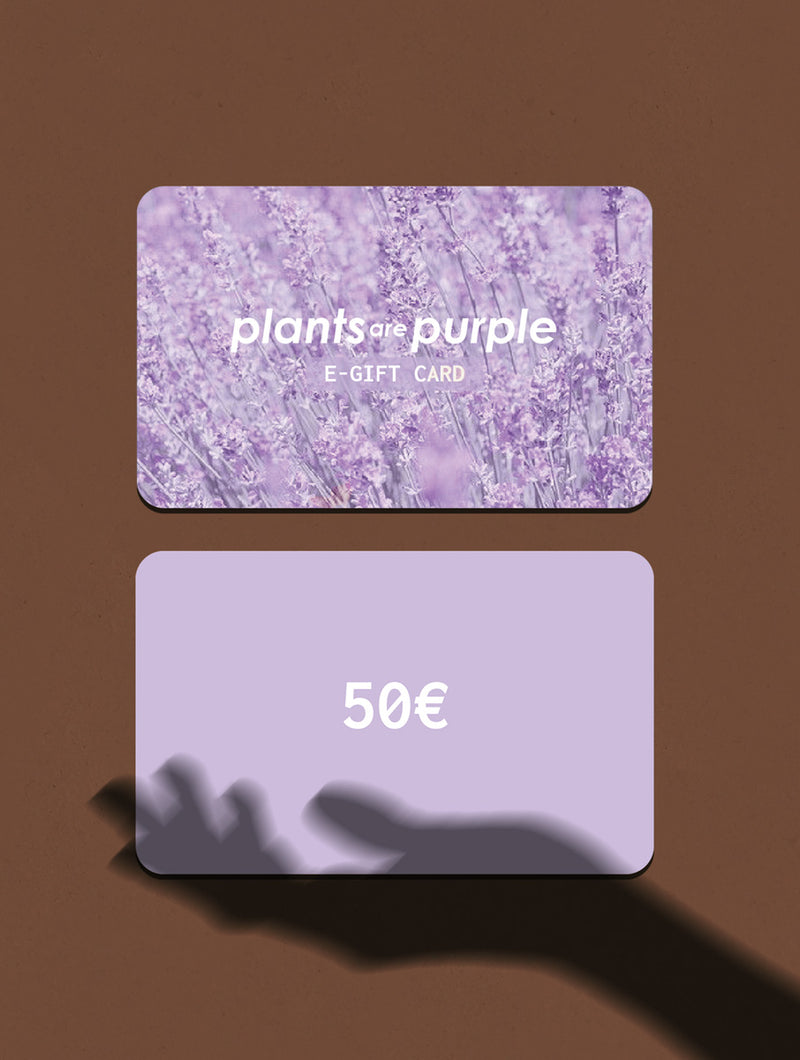 Purple Gift Card 50€