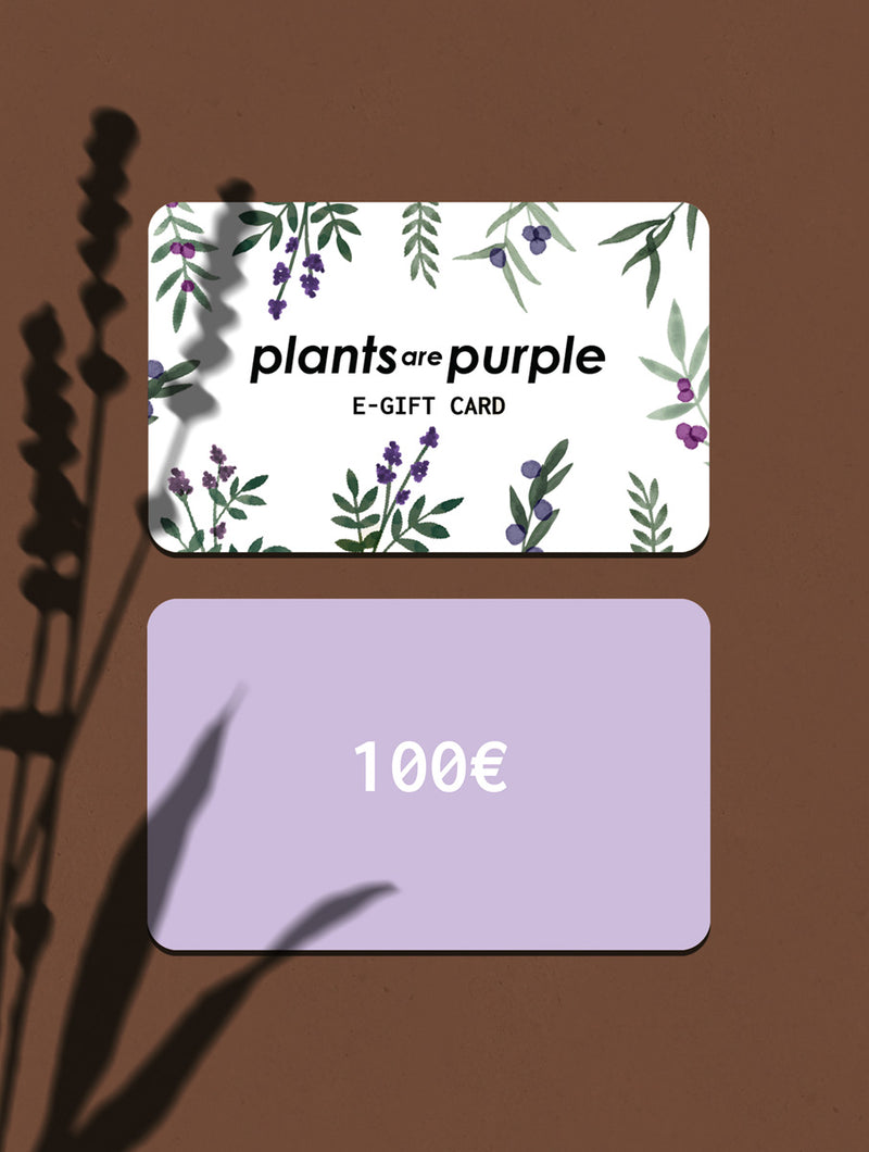 Purple Gift Card 100€