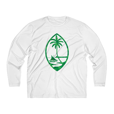 Guam Seal Dri-fit Unisex Long Sleeve tops