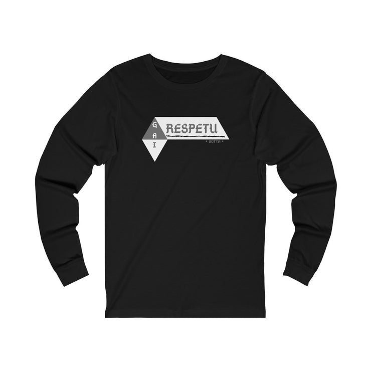 Gai Respetu Unisex Long Sleeve