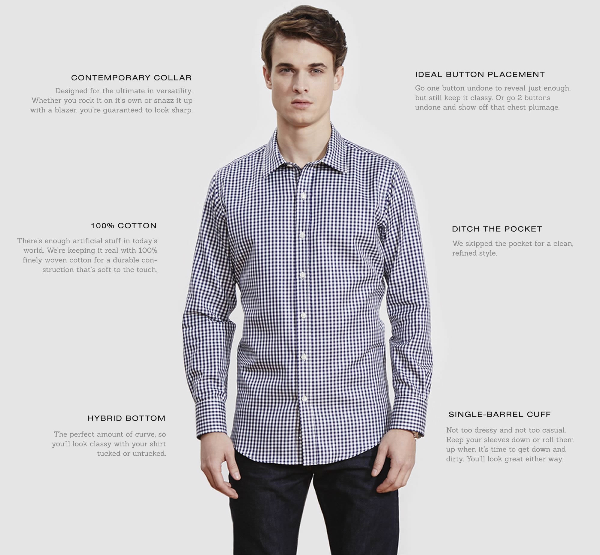 Dress Shirt With Jeans Tucked In Cotswold Hire