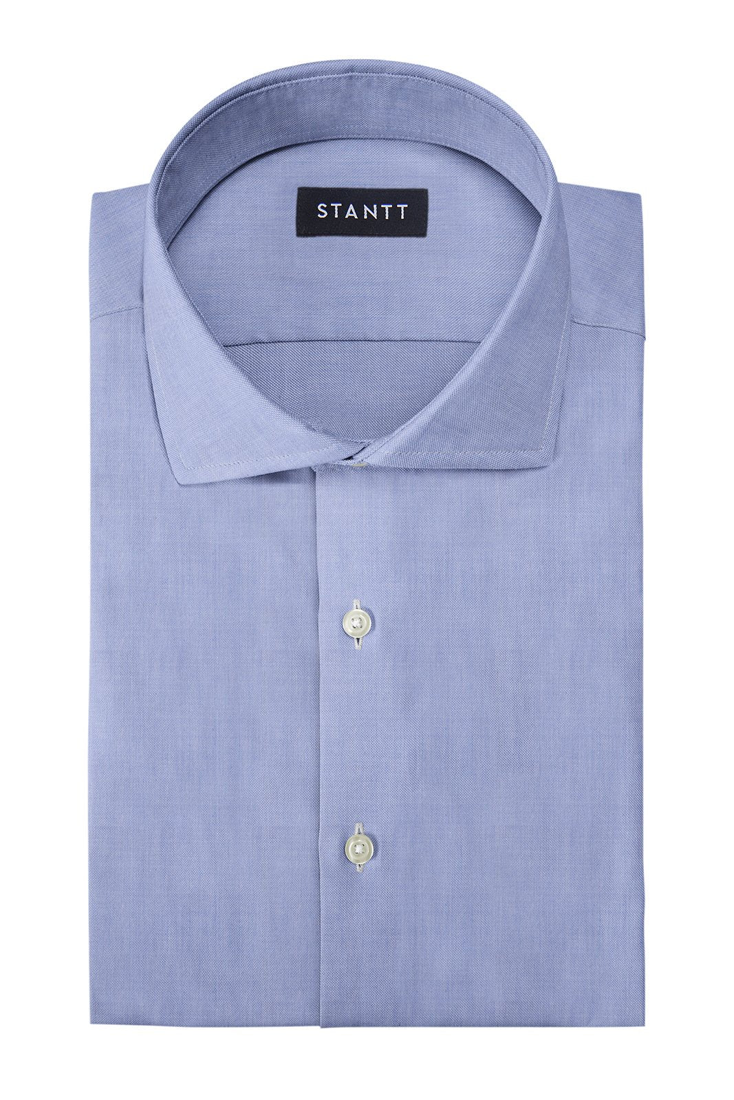 Soft Chambray: Cutaway Collar, French Cuff