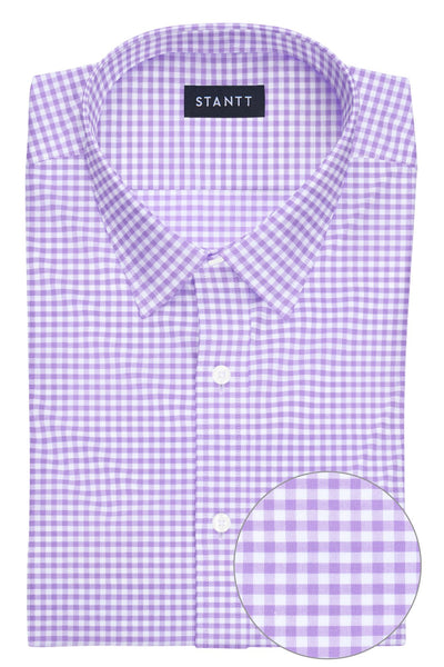 Lavender Mini Gingham