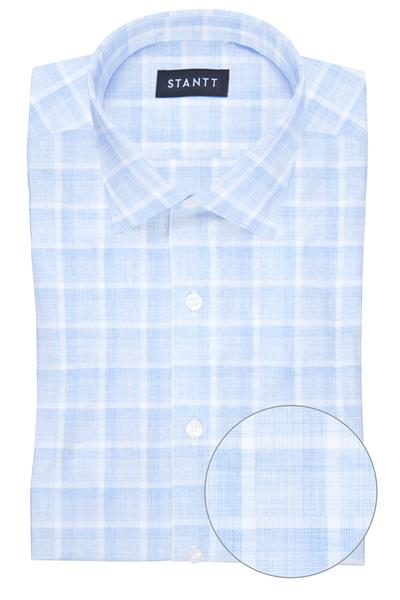 Melange Blue Web Check