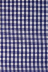 Performance Indigo Gingham