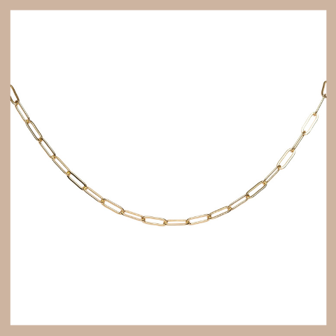 Ingrid Choker - Gold