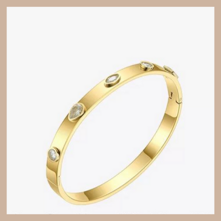Heart Ring - Gold
