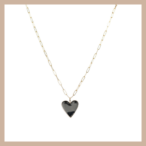 Randi Necklace - Heart