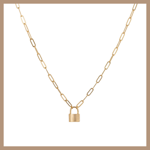 Sivan Necklace - Gold