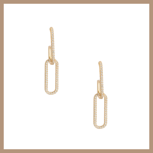 Calypso  Earrings - Gold