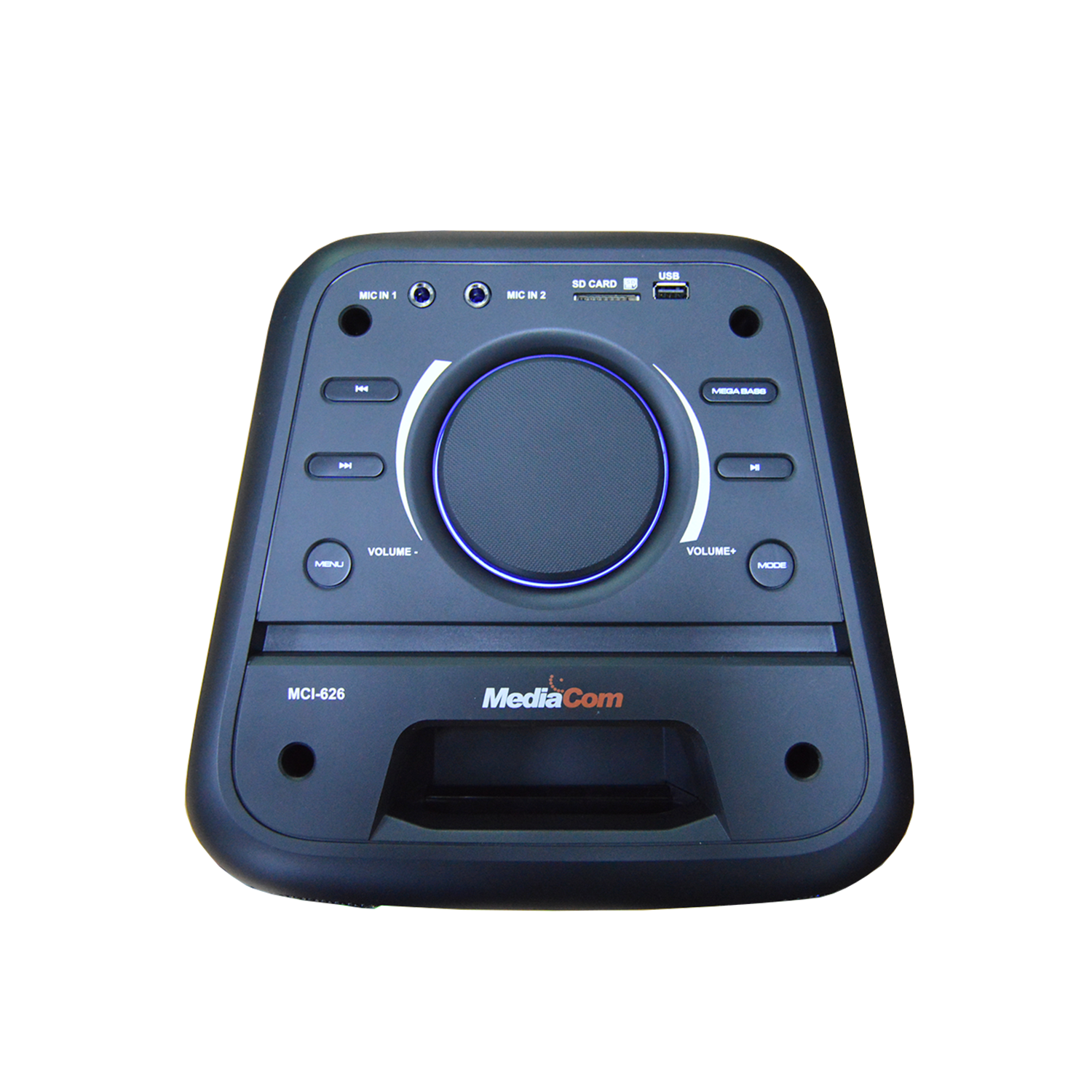 MediaCom MCI 626 Party Speaker with 60W Output