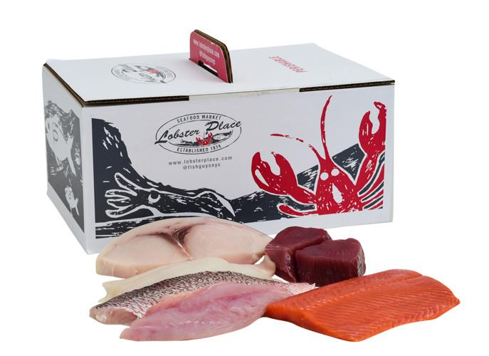 Fresh Seafood Boxes